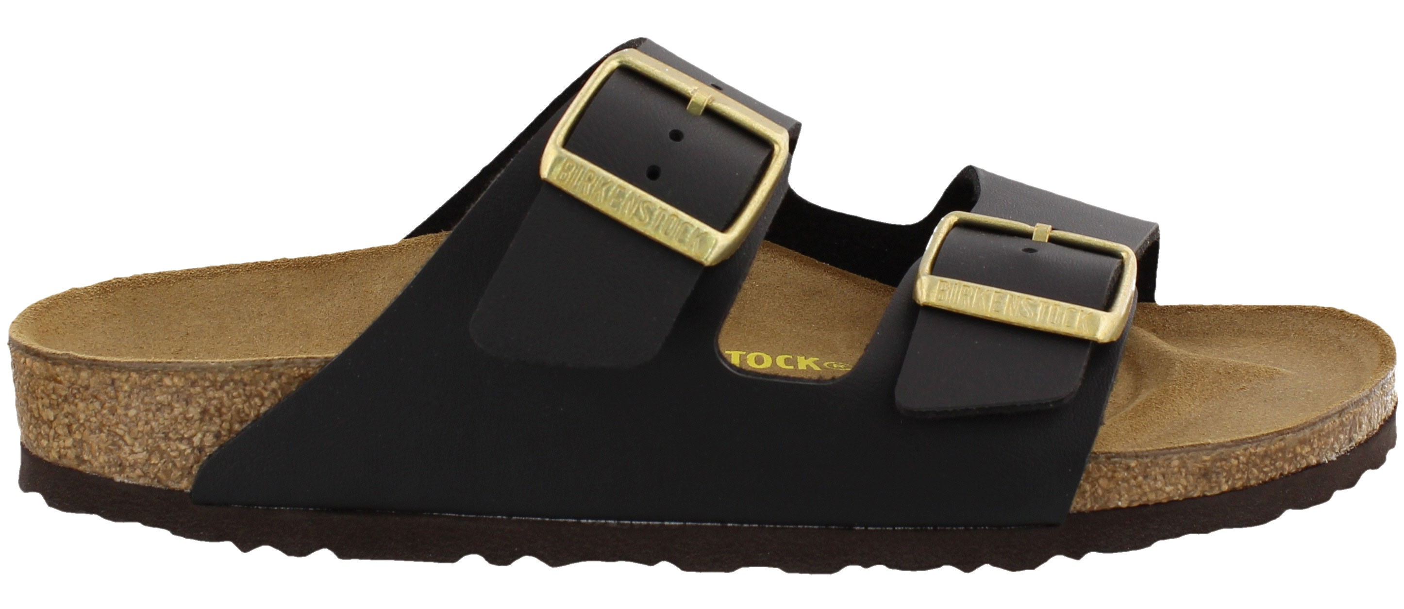 Birkenstock Arizona - black - Smalle fit