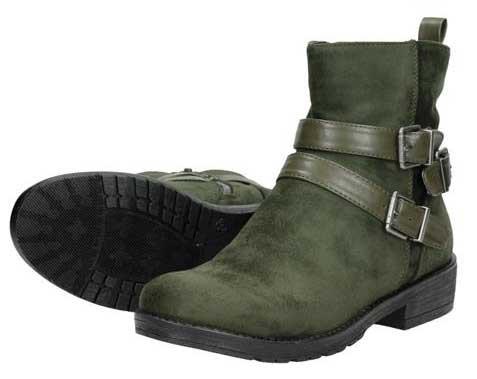 Usines De Fabrication De Noir De Chaussures Fabuleuses Pour L'hiver Avec Le Nez Rond Pour Les Femmes GnUZU