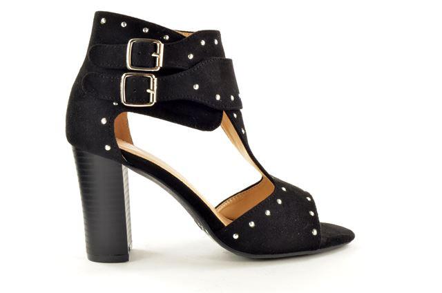 Fabs Sandalet Black