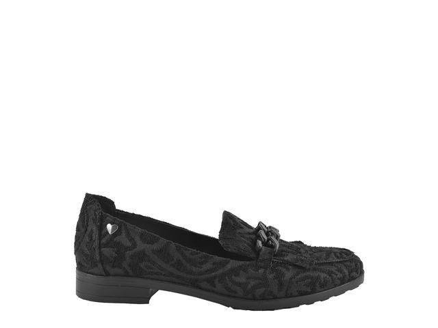 Fabs Schoen Zwart- Patroon