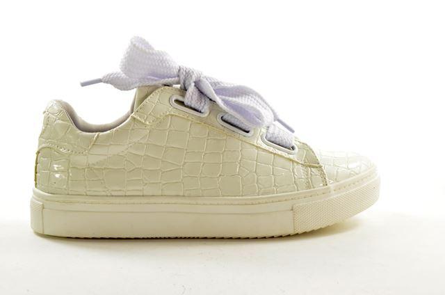 Fabs Sneaker Lak Wit
