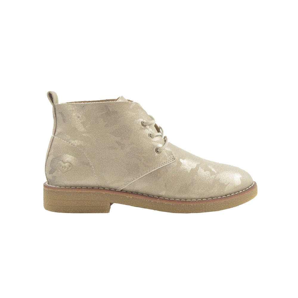 Fabs veterboots champagne
