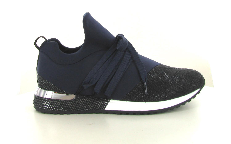 La Strada Sneaker Lycra Blue