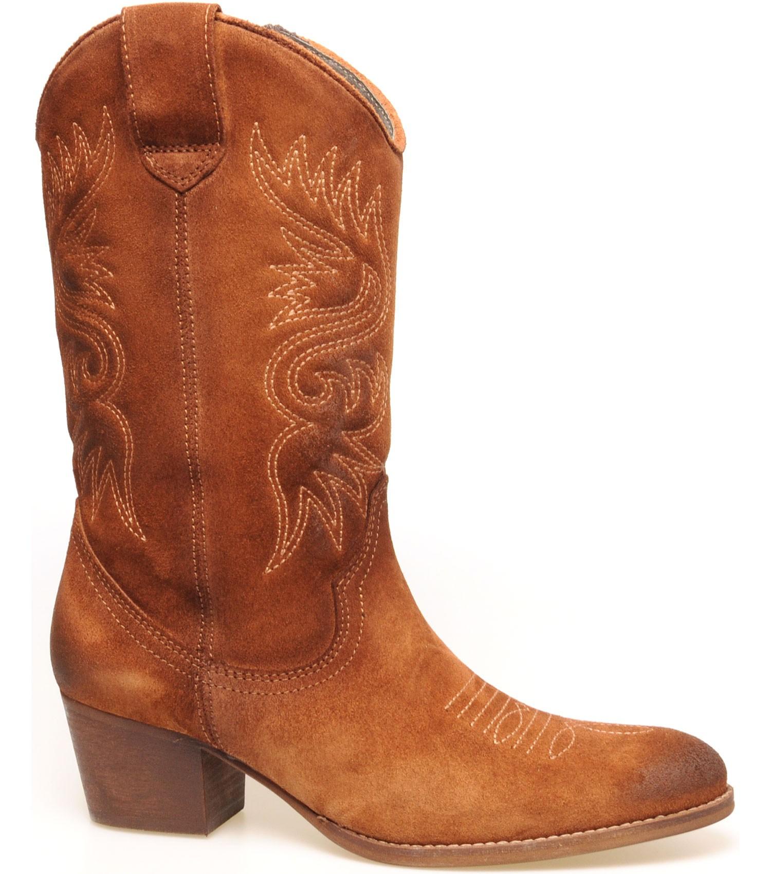 Bibob western laarzen