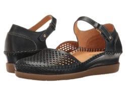 Picolinos Sandaal Zwart Leer